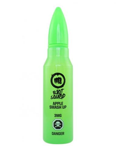 Apple Smash Up By Riot Squad E-Liquid - 60ml