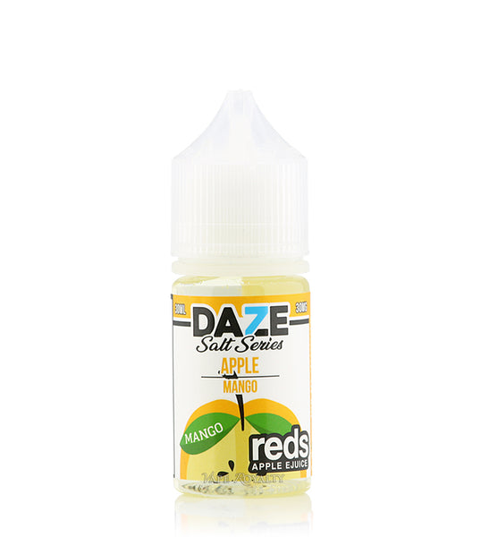 Reds Apple Mango By 7Daze Nic Salt E-Liquid - 30ml