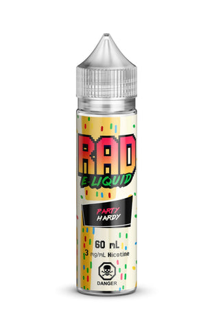 Party Hardy By Rad E-Liquid - 60ml