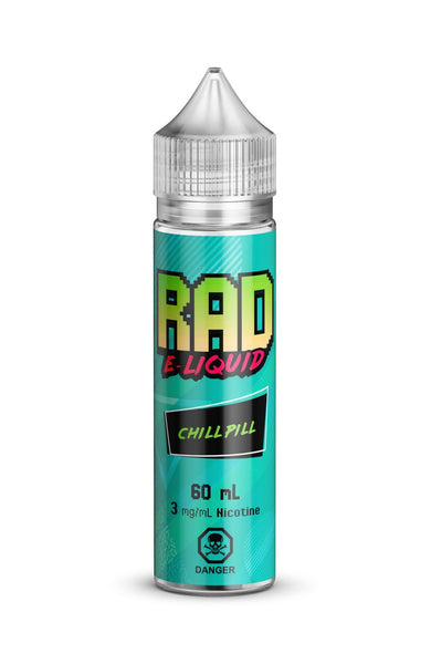 Chill Pill By Rad E-Liquid - 60ml