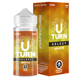 Select Apple Pie E-Liquid By U-Turn E-Liquid - 100mL