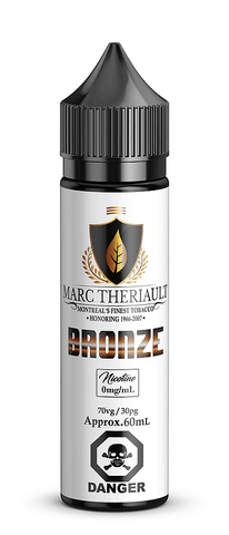 Bronze By Marc Theriault E-Liquid - 60ml