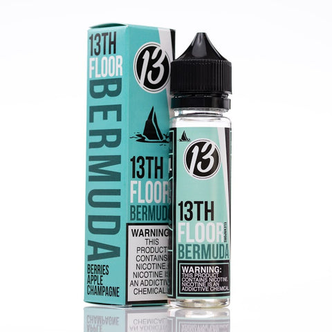 Bermuda by 13th Floor Elevapors E-Liquid 60ML - Sagavape.com