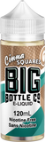 Cinnamon Cream (Cinna Squares) By Big Bottle Co. E-Liquid - 120mL