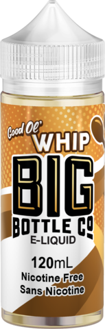 Good Ol' Custard (Whip) By Big Bottle Co. E-Liquid - 120mL
