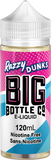 Jelly Donut (Razzy Dunks) By Big Bottle Co. E-Liquid - 120mL