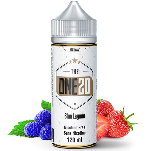 Blue Lagoon - THE ONE20 by iBliss E-Liquid - 120mL