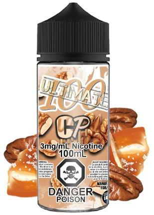 Caramel Pecan By Ultimate 100 E-Liquid - 100ML