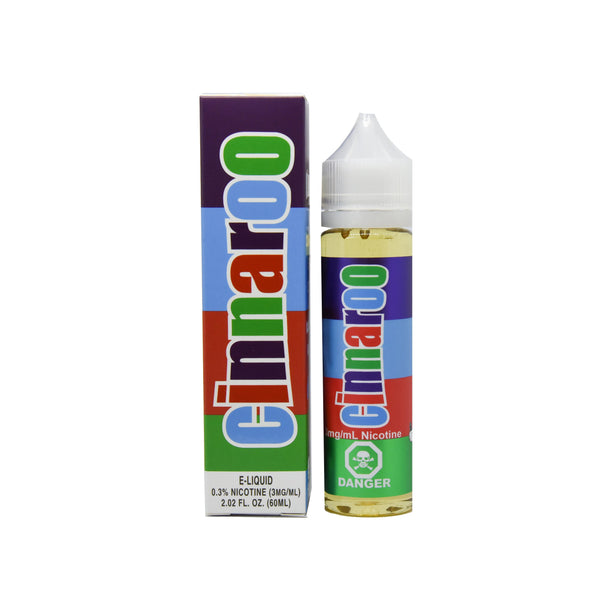 Cinnaroo By Cloud Thieves E-Liquid - 60ml
