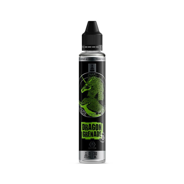 Dragon Grenade By Chase The Cloud E-Liquid - 60ml