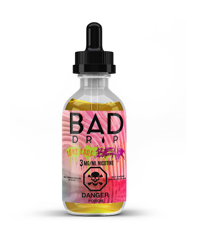 Don't Care Bear By Bad Drip E-Liquid - 60ML - Sagavape.com