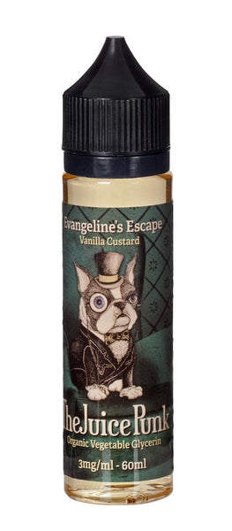 Evangeline's Escape By The Juice Punk E-Liquid - 60ml