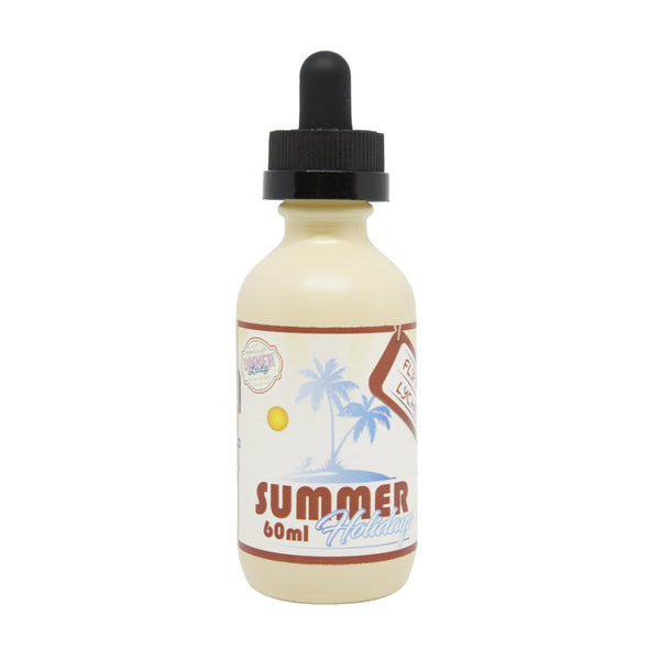 Flip Flop Lychee E-Liquid By Summer Holidays By Dinner Lady - 60ML - Sagavape.com
