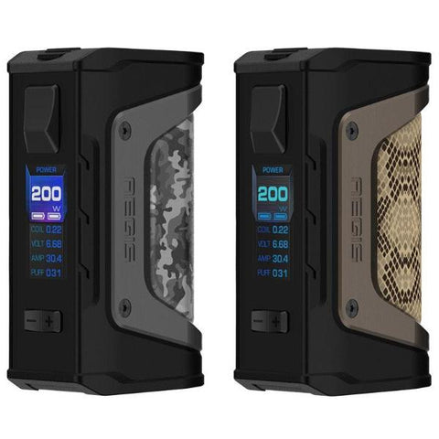 GeekVape Aegis Legend TC MOD 200W Shockproof