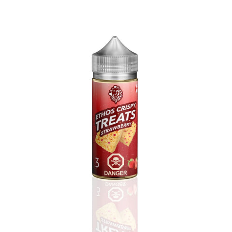 Strawberry By Ethos Crispy Treats E-Liquid - 100ml