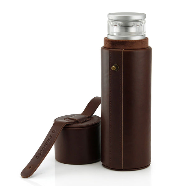 Hydrology9 Leather Carrying Case - Sagavape.com