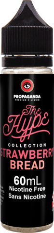 Strawberry Bread E-Liquid By Propaganda - The Hype Collection - 60mL