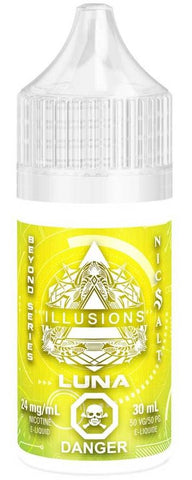 Luna By Illusions Nic Salt E-Liquid - 30mL