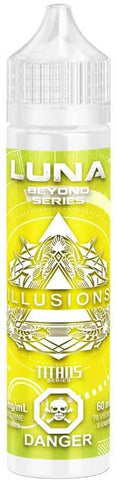 Luna By Illusions E-Liquid - 60mL