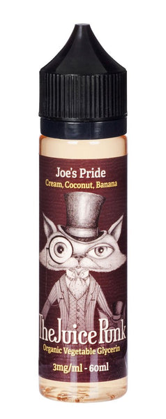 Joe's Pride By The Juice Punk E-Liquid - 60ml