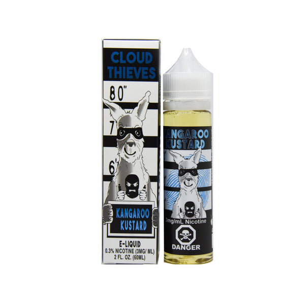 Kangaroo Custard By Cloud Thieves E-Liquid - 60ml