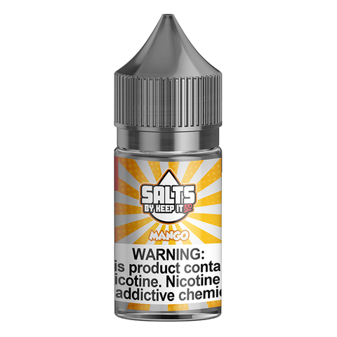 Mango By Keep It 100 Nic Salt E-Liquid - 30ML