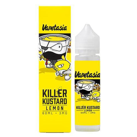 Killer Kustard Lemon by Vapetasia  E-Liquid - 60ML - Sagavape.com