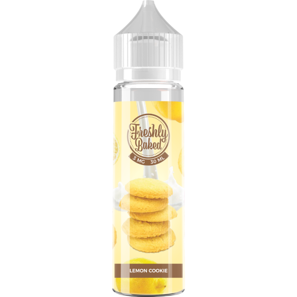 Lemon Cookie By LEJ E-Liquid - 60ml