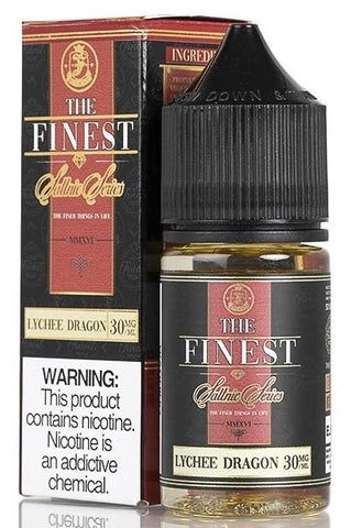 Lychee Dragon Fruit By The Finest Nic Salt 30mL