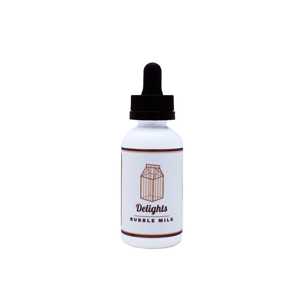 BUBBLE MILK BY THE MILKMAN DELIGHTS E-LIQUID - 60ml - Sagavape.com