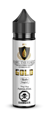 Gold By Marc Theriault E-Liquid - 60ml