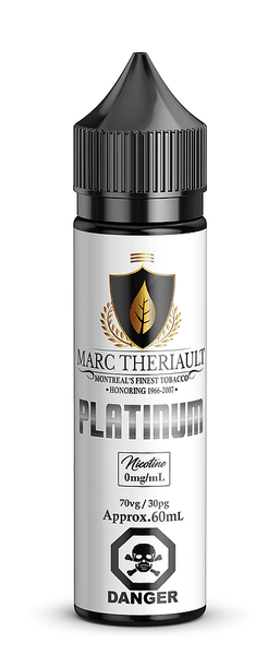 Platinum By Marc Theriault E-Liquid - 60ml