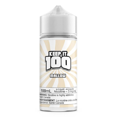 Mallow Man By Keep It 100 E-Liquid - 100ML