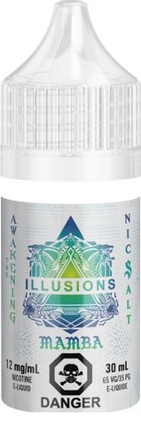 Mamba By Illusions E-Liquid Nic Salt - 30ml