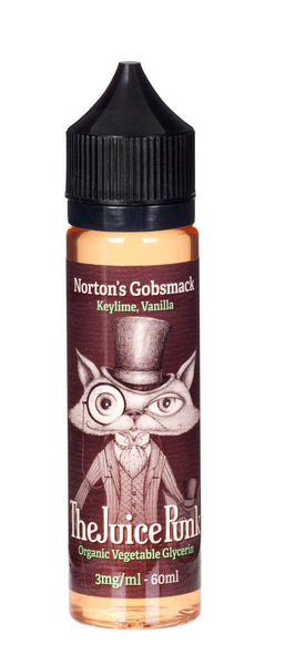 Norton's Gobsmack By The Juice Punk E-Liquid - 60ml