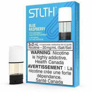 Blue Raspberry by STLTH (3 Pods Pack)
