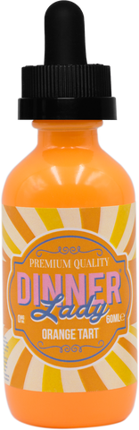 Orange Delight (Orange Tart) by Dinner Lady E-Liquid - 60ML - Sagavape.com