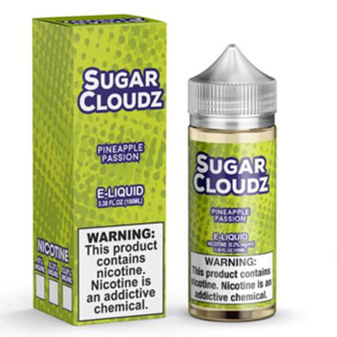 Pineapple Passion By Sugar Cloudz E-Liquid - 60ml