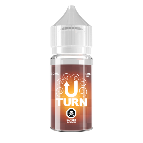 Root Beer By U-Turn  E-Liquid - 30ML