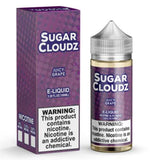 Juicy Grape By Sugar Cloudz E-Liquid - 60ml