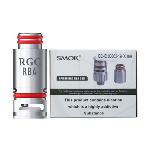 SMOK RPM80 RBA Replacement Coils (1 PACK)