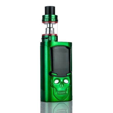 SMOK S-Priv 230W TC Kit TFV8 Big Baby Tank green