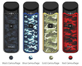 Smok Nord Pod System Starter Kit (Carbon Resin New Color Available)