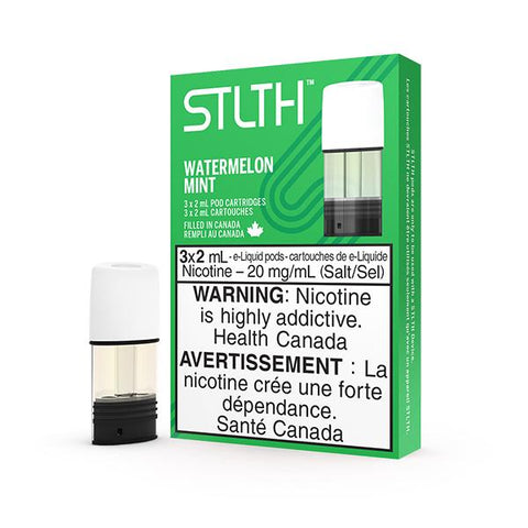 Watermelon Mint by STLTH (3 Pods Pack)