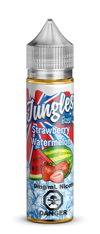 Strawberry Watermelon Frost By Jungles E-Liquid - 60ml