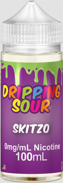 Skitzo by Dripping Sour E-Liquid - 100mL