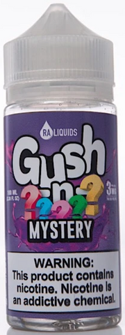 Gush-N Mystery by RA Liquids eJuice - 100mL