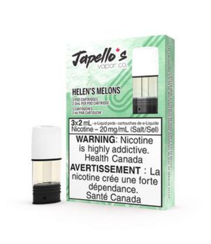 Japello's HELEN'S MELONS by STLTH (3 Pods Pack)