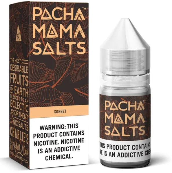 Sorbet Pachamama Salts By Charlie's Chalk Dust Nic Salt E-Liquid - 30mL