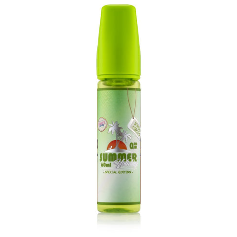 Sunset Mojito E-Liquid By Summer Holidays By Dinner Lady - 60ML